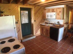 lodge kitchen 2